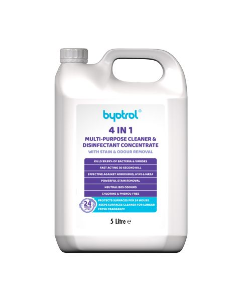 Byotrol 4 in 1 Multi Purpose Cleaner 5L CONCENTRATE