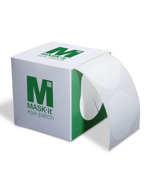 MASK-it Disposable Eye Patches (500 on a Roll)