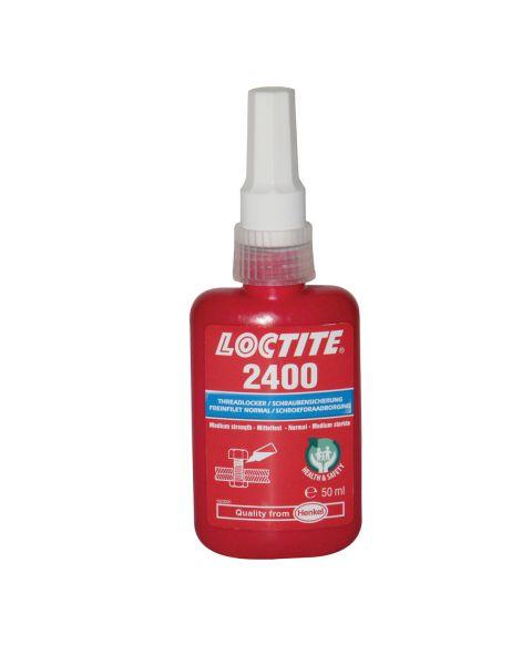 Loctite 2400 Non Hazardous Blue Medium Strength 50 ml