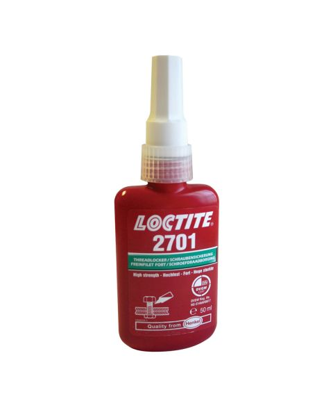 Loctite 2701 Green High 50 ml