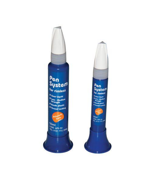 Bondeye Pen System - For Rimless