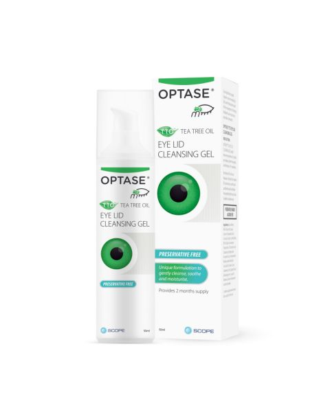 Optase TTO Gel 50ml RRP £12.95