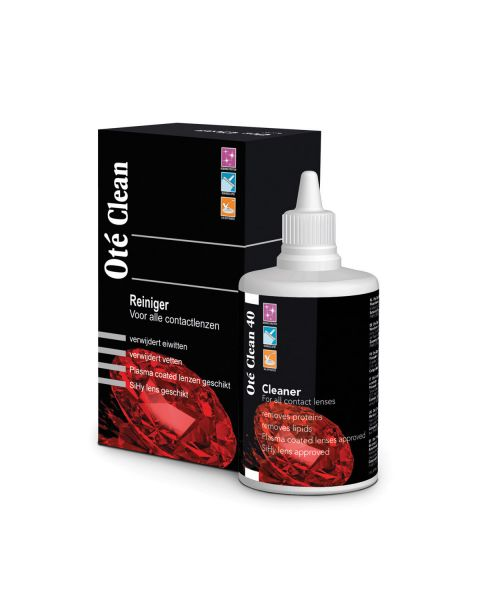 Ote Clean Contact Lens Solution 40 ml RRP £8.05