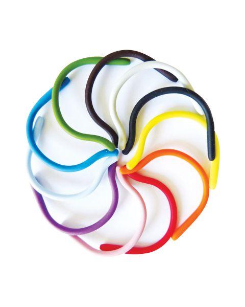 Curl Tips Adults Dia 1.35 GREEN 1 Pr