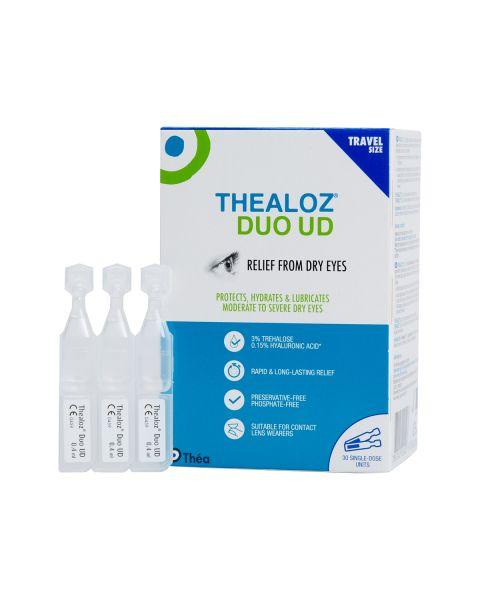 Thealoz Duo UD Dry Eye Drops RRP £10.99
