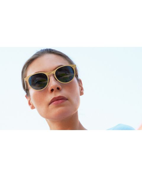 ROAV Origin Sunglasses Presley Gold/G15 52-19-142
