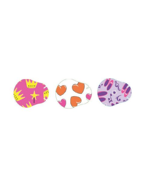 Girls Eye Patches (Pattern)