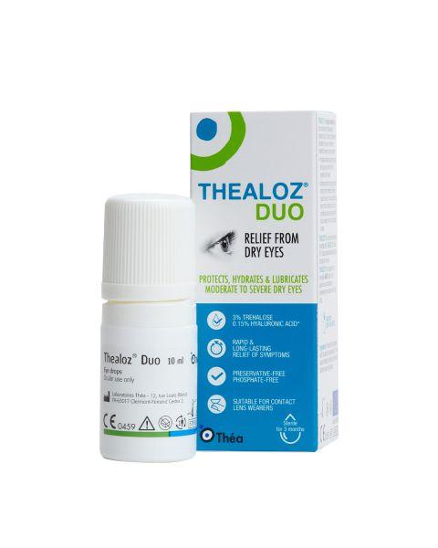 Thealoz Duo 10ml Dry Eye Drops £13.99