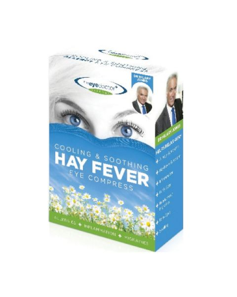 The Eye Doctor Allergy Cooling Mask 1 Unit RRP £8.99