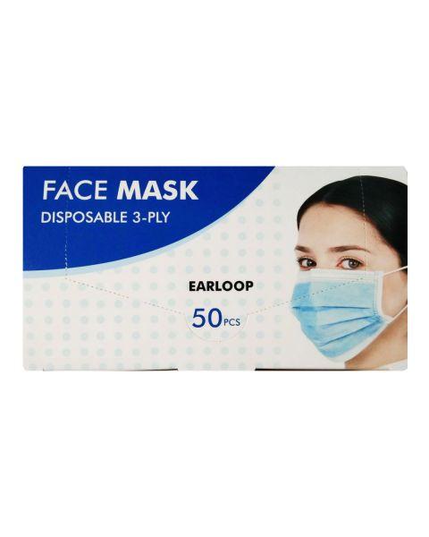 Face Mask Type I (50 Masks)