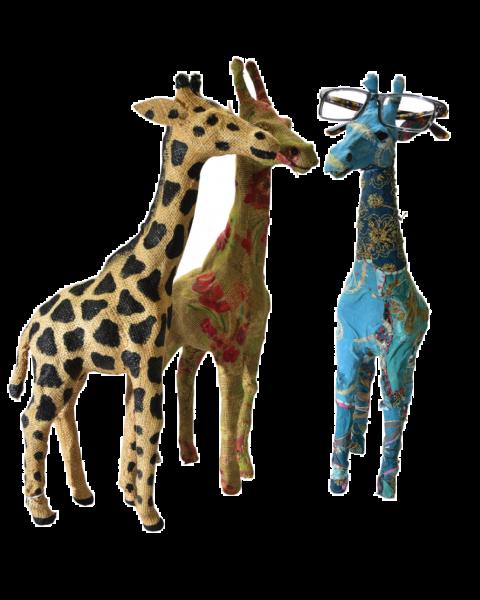 Optipets Giraffe Window Displays