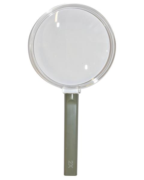 Visomed Magnifier 100MM 2X 4D