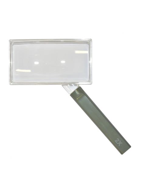 Visomed Magnifier 100 x 50MM 2X 4D
