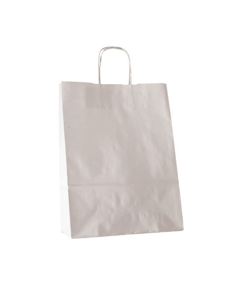 Large Paper Bag WHITE 30pcs