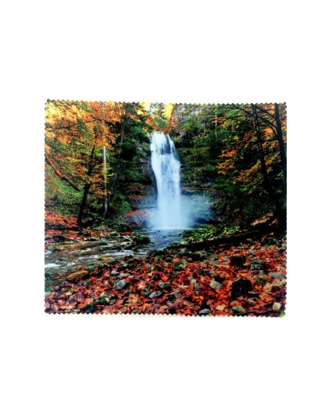 Digital Printed Cloths Autumn Scene 100 pcs