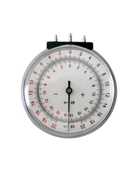 Base Curve Clock CR39 -1.49/1.6