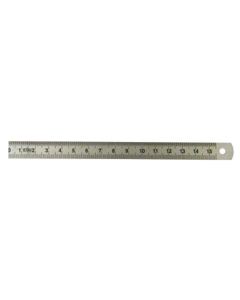 Steel Ruler 150 mm