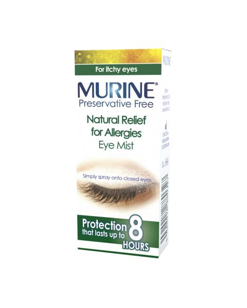 Murine Natural Relief For Allergies 10ml RRP £12.99