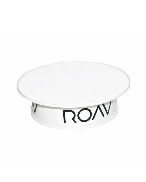 ROAV Display Turntable WHITE