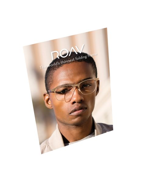 ROAV A4 Showcard (V2) - Vision Male