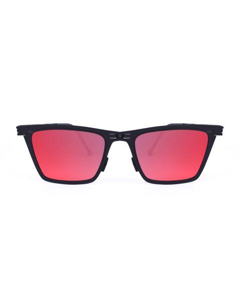 ROAV Origin Sunglasses Phoenix Black/Red Mirror