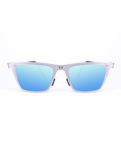 ROAV Origin Sunglasses Phoenix Silver/Blue Mirror