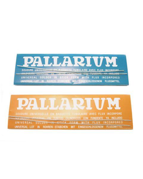 Pallarium Solder