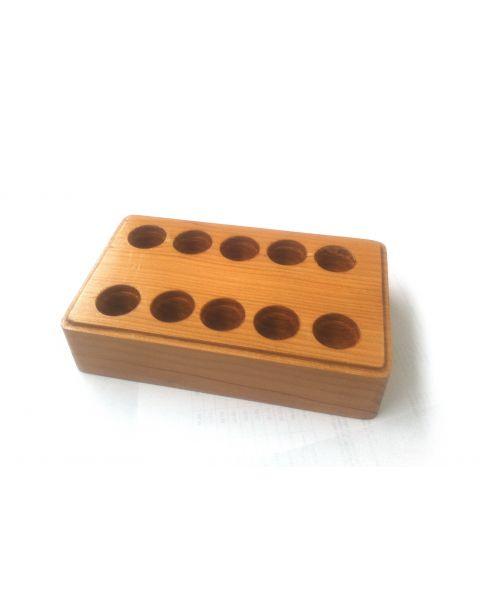 Plier Rack For Comfort Pliers Holds 5 Pliers
