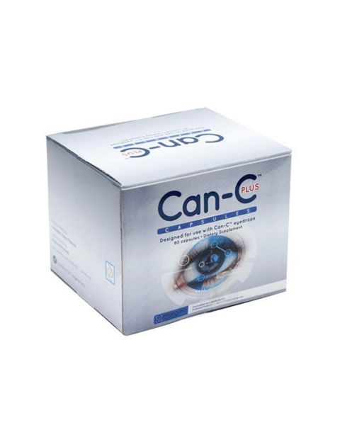 Can-C Plus Supplements RRP £31.95