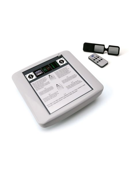 Near Vision Test With Remote Control