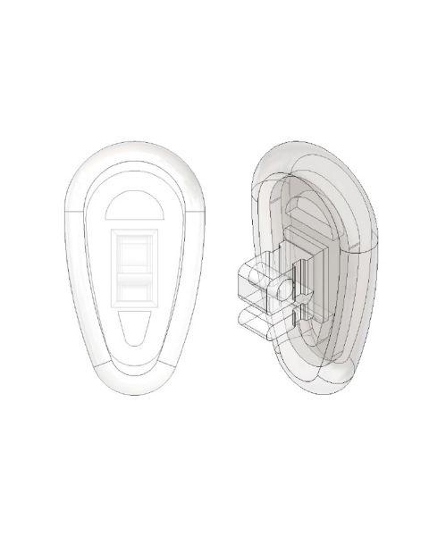Logic® Dual Fitment Pads