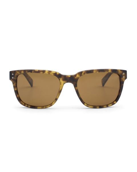 OTIS Test Of Time - MATTE AMBER TORT/BROWN POLARIZED