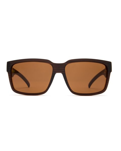 OTIS The Double - WOODALND MATTE/BROWN POLARIZED