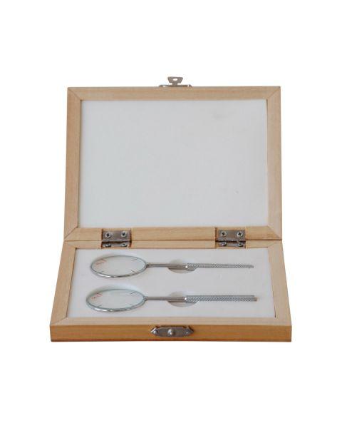 Cross Cylinder Set in Presentation Box 0.75 2 pc Set