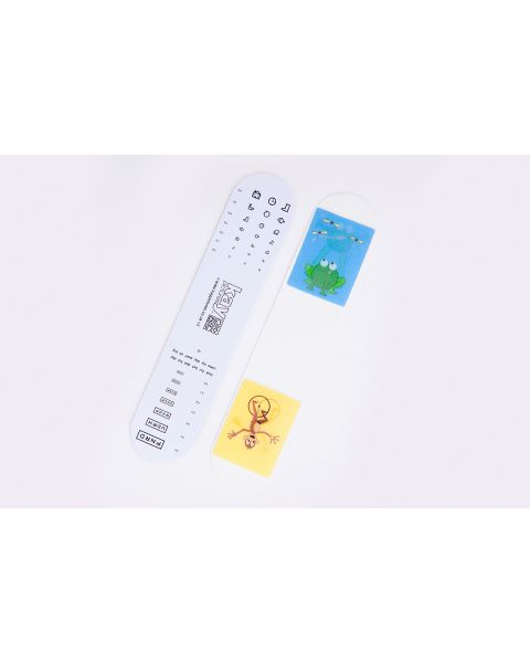 Kay Picture Animated Picture Stick Monkey & frog