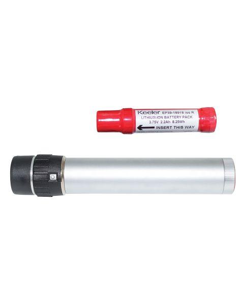 Keeler Slimline Handle & 3.6v Lithium Battery