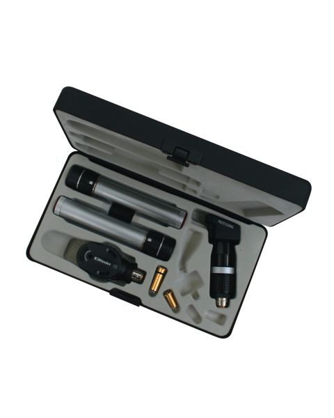 Keeler Professional Ophthalmoscope & Ret Set 3.6v Li Battery