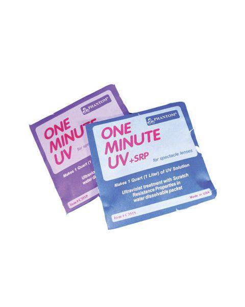 Optisafe One Minute UV Formula Packet