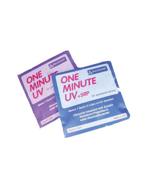 Optisafe One Minute UV Formula With SRP Packet
