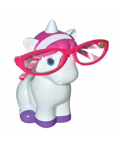 Optipets Pink/Purple Unicorn 6pcs