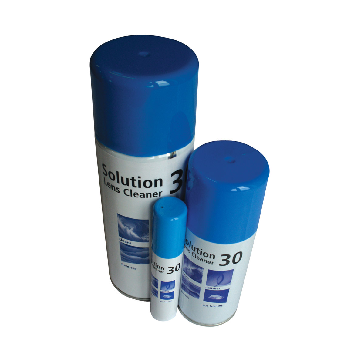 Solution 30 Lens Cleaner