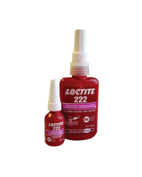 Loctite 222 Thick Purple Low Strength