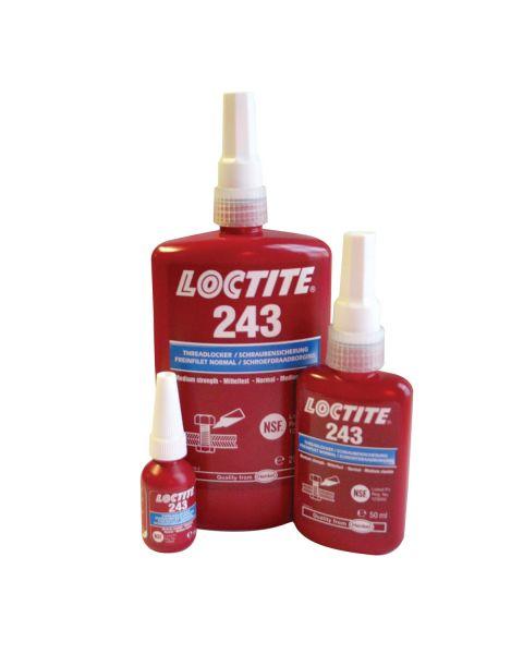 Loctite 243 Blue Medium Strength 50 ml