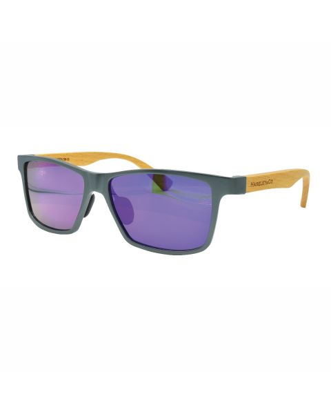 ASPEN Wood Sunglass 58-16