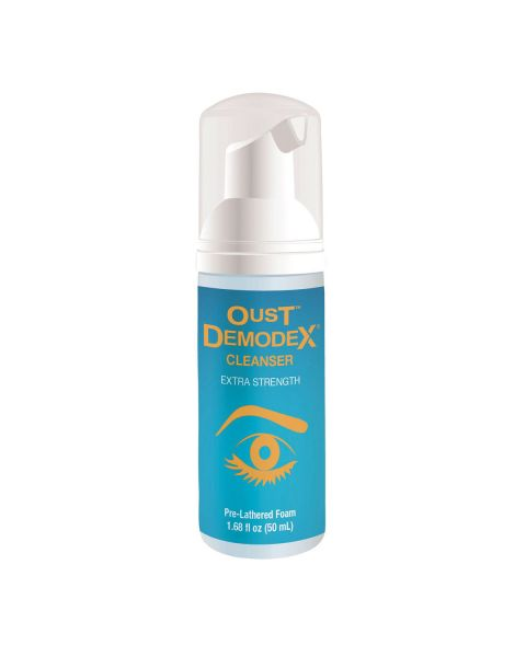 Oust Demodex Cleanser 50ml RRP £13.95