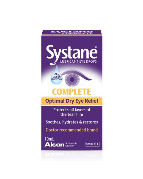 Systane Complete 10ml RRP £15.49