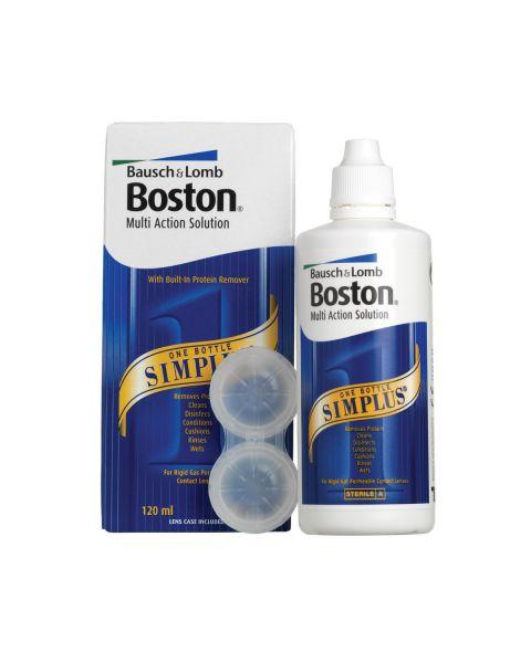 Boston Simplus Multi Action Solution (120ml) £7.95
