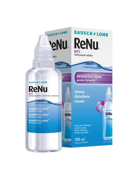 Renu Multi Purpose Solution (240ml) RRP £9.50