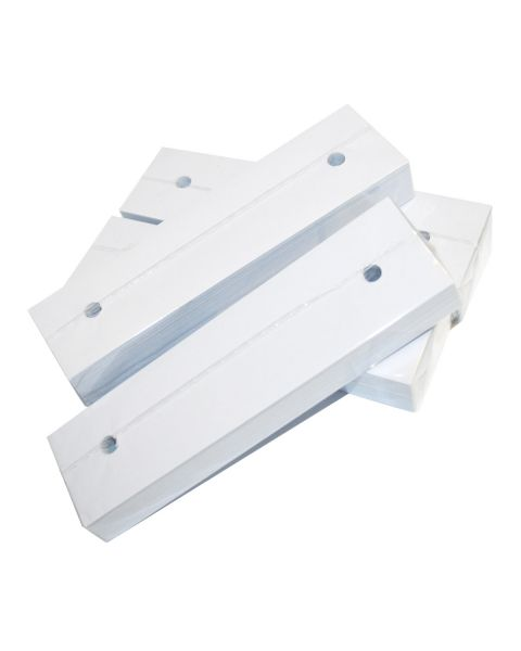 Chinrest Papers (Universal) 100 mm x 35 mm 500 pcs