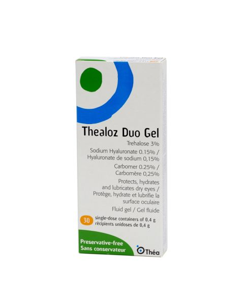 Thealoz Duo Gel Dry Eye Drops £11.99